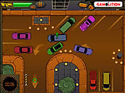 Car thief parking j�t�k