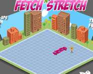 Fetch N Stretch kocsis j�t�kok
